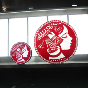Silk Screen LED Advertising Light Box pictures & photos