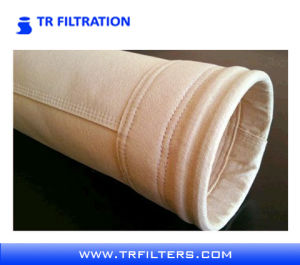 Termal Power Plant PPS/ Ryton Filter Bag High Temperature PPS Bag Filter pictures & photos