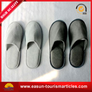 Low Price Manufacturer Disposable Luxury Hotel Slippers pictures & photos
