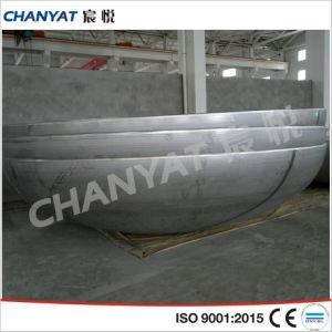 Stainless Steel Welded Pipe Cap A403 (WP316L, WP317, WP321) pictures & photos