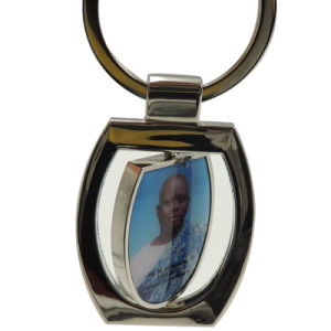 Cheap Custom Metal Heart Shaped Keychain pictures & photos