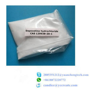 Raw Medical Material Powder Dapoxetine CAS 119356-77-3 pictures & photos
