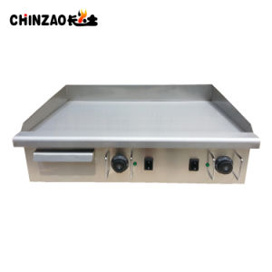 CE Approved Commercial Electric Griddle (DPL-740) pictures & photos