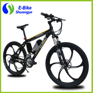 36V 26 Inch 21 Speed Electric Mountain Bike Road Bike pictures & photos