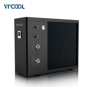 Inverter Heat Pump Swimming Pool Heater Air to Water Patented Plastic Shell, Ce, RoHS Approval pictures & photos