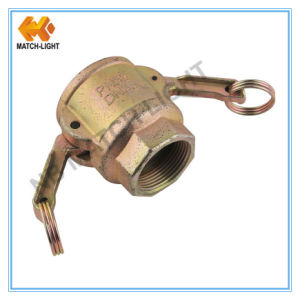 Rigid and Swivelling Malleable Iron Mortar Hose Couplings pictures & photos