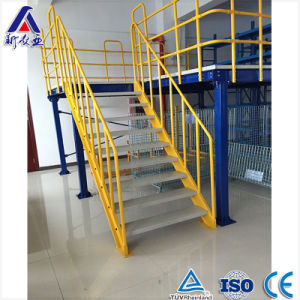 High Space Use Customized Mezzanine Floor Racking System pictures & photos