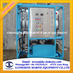 500lph RO Seawater Desalination System Fresh Water Generator Water Maker pictures & photos
