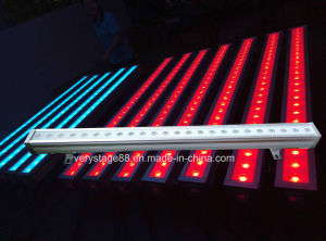 Outdoor IP65 Stage Light 24PCS*10W RGBW LED Wall Washer pictures & photos