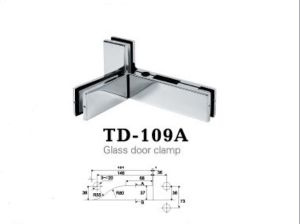 Stainless Steel Patch Fitting for Tempering Glass Door pictures & photos