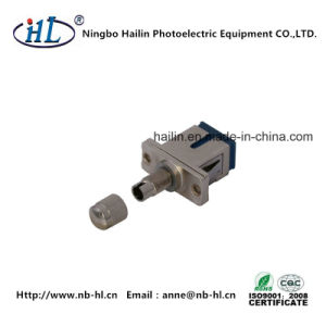 Sc-DIN/mm Fiber Optic Adapter for Fiber Optic Panel pictures & photos