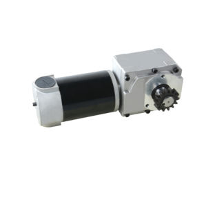 DC Worm Gear Motor (SP Series) 86mm Diameter for Lifting Chairs pictures & photos