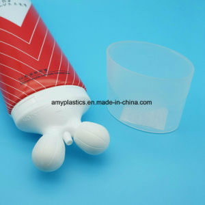 Hight Design Plastic Cosmetic Cream Tube with Message Roller Ball pictures & photos