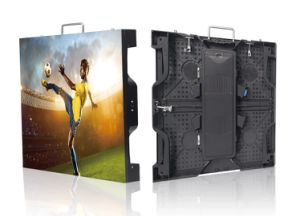 P4.81 Indoor 500X500mm Full Color Rental LED Display pictures & photos