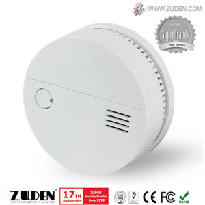 Photoelectric Wireless Smoke Detector for Security Alarm pictures & photos