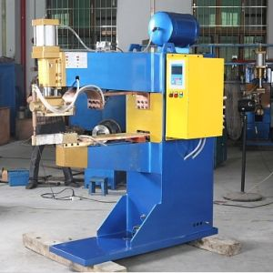 Long Arm Middle Frequency Inverter DC Butt Welding Machine pictures & photos
