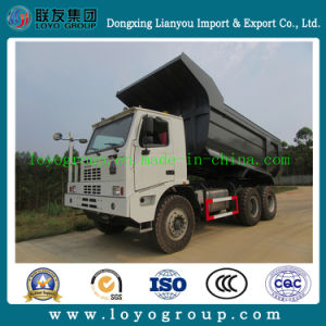 Sinotruk HOWO 70tons Coal Mining Tipper Truck for Sale pictures & photos