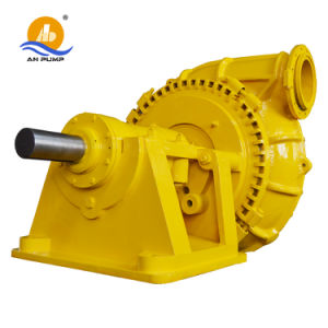 Hard Alloy Abrasion Resist Centrifugal Dredging Gravel Pumps pictures & photos