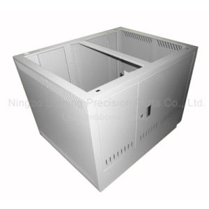 Precision Sheet Metal Part of Motor Ventilation Box pictures & photos