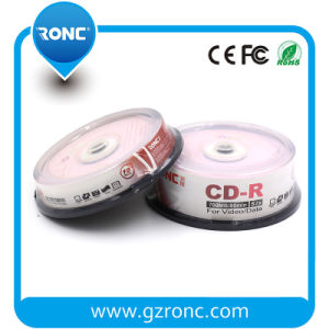 700MB Capacity CD R Blank Media Disks pictures & photos