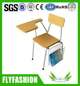 High Quality Plastic Foldable Training Chair with Writing Pad (SF-38F) pictures & photos