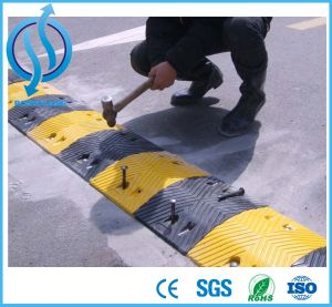 2016 Hot Sales 500*350*50mm Rubber Speed Bump pictures & photos