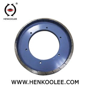 Inclined Type Segment Diamond Grinding Wheel pictures & photos