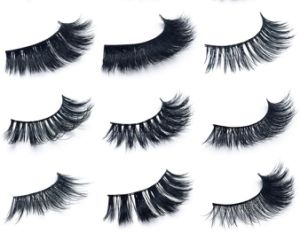 2017 Hottest 100% Hand Made Mink Eyelashes pictures & photos