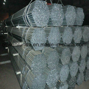 Square Pre Galvanized Steel Pipe and Steel Tube pictures & photos