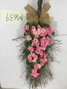 Artificial Plastic Plants and Flowers of Small Bonsai Plants Gu2017011 pictures & photos