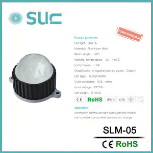 1.5W IP65 LED Pixel Light pictures & photos