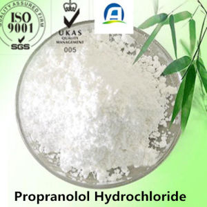 Factory Supply 99% Purity Propranolol Hydrochloride Powder CAS 318-98-9 pictures & photos