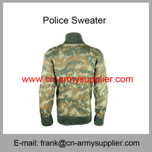 Camouflage Jumper-Camouflage Cardigan-Camouflage Jersey-Camouflage Pullover-Army Camouflage Sweater pictures & photos