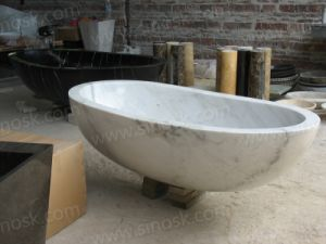 Stone Jacuzzi Bathtub Granite Marble Bath Tub for Bathroom pictures & photos