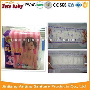 Baby Diaper Baby Nappy Baby Pampering Made in China Manufacturer pictures & photos