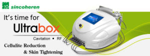 Portable Ultrabox Cavitation Fat Removal Device Body Slimming Machine Face Lifting pictures & photos