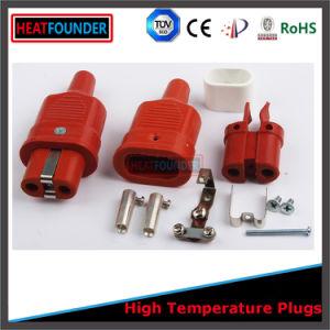 6mm Plug Core High Temperature Ceramic Socket and Plug pictures & photos