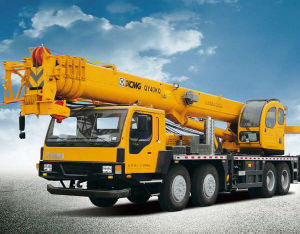 XCMG Official Manufacturer Qy40kq 40ton Truck Crane pictures & photos