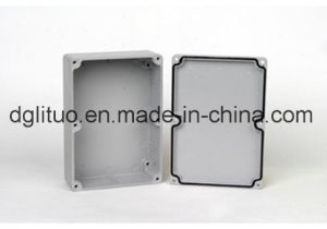 Alloy Die Casting for Scroll Double Rod Bracket with LED Cups pictures & photos