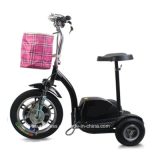 Lithium Battery Folding Mini Electric Mobility Scooter for Adult pictures & photos