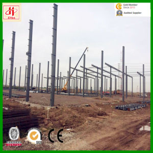 2017 Construction Design Steel Structure Warehouse pictures & photos