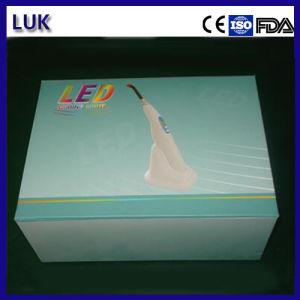 Hot Sale 2 Batteries Inside Light Curing Unit (LCL-604) pictures & photos