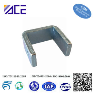 Custom Metal U Shaped Textile Machinery Parts pictures & photos