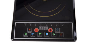 Ailipu Cheapest Single Button Control Hi-Light Cooker Model Sm-Dt209 pictures & photos