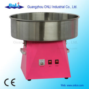 Tabletop Automatic Electric Cotton Candy Machine pictures & photos