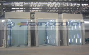 10m X 5.5m X 6m Paint Oven Booth pictures & photos