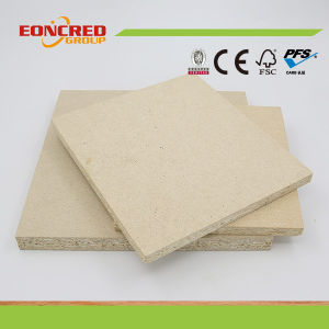 High Quality 15mm Chipboard/Flakeboard/Particleboard for Furniture pictures & photos