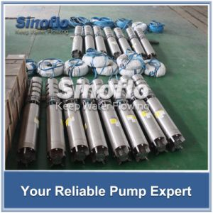 High Pressure Sea Water Transfer Submersible Turbine Pump pictures & photos