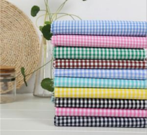 Yarn Dyed Check Fabric for Garment or Textile pictures & photos