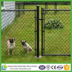 Garden Buildings Cheap Vinyl Coated Chain Link Fence pictures & photos